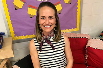 OSU Alum Selected as 2019 Oklahoma School Counselor of the Year