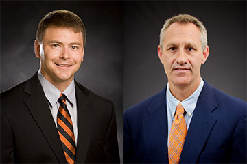 CHE Professors White and Aichele Awarded American Chemical Society Grant