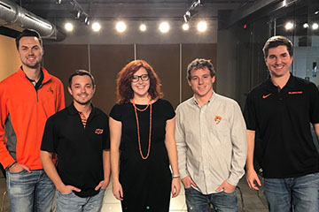 OSU's Parallel Design Build Wins First Place in Regional Competition