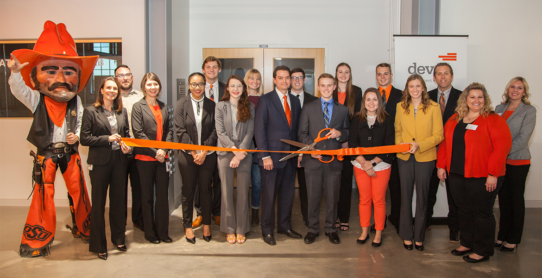 OSU Dedicates New Devon Material Lab, Leadership Program