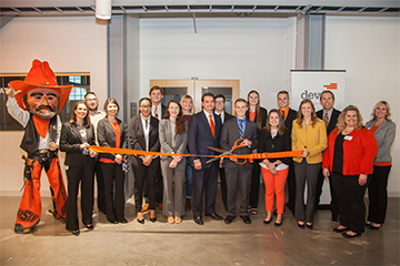 OSU Dedicates New Devon Material Lab, Leadership Program