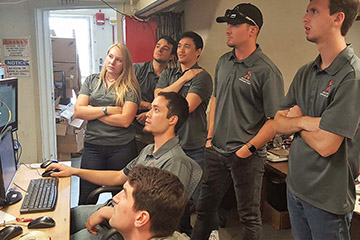 Oklahoma State University's Aerospace Propulsion and Power Program dominates the Air Force Aerospace Propulsion Outreach Program challenge