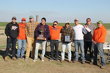 Oklahoma State University team wins Argonia Cup for third year