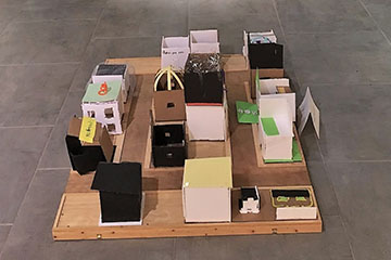 OSU Architecture students teach elementary concepts