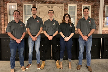 OSU's Design-Build Team wins first place at the Regional Competition for the second year in a row