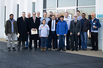 Industrial Assessment Center at Oklahoma State University celebrates 1,000th Industrial Assessment milestone