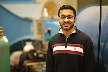 OSU-Tulsa engineering student says research enhances learning experience