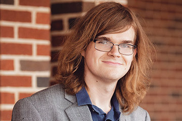 MAE student Cole Replogle awarded Goldwater Scholarship