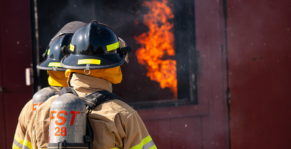 Fire Service Training hosts group of South Korean firefighters | News And  Information | Oklahoma State University