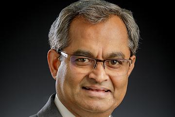 Reed-Apple award given to Dr. Sunderesh Heragu