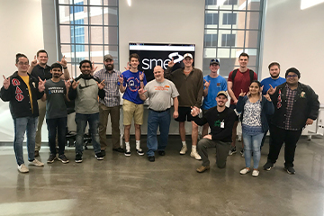 OSU chapter of Society of Manufacturing Engineers earns national award