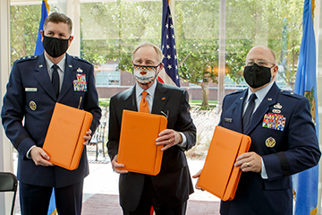 Air Force partners with OSU to advance engineering research