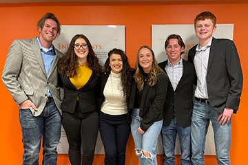 OSU Design Build Team takes first at Virtual ASC Regional Competition
