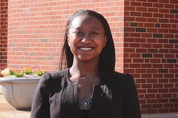 Jasmine Taplin Awarded the ECE Sigmon Scholarship