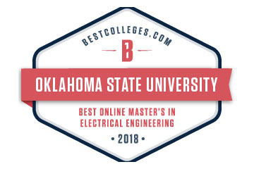 Master's in Electrical Engineering Ranked in Top 25