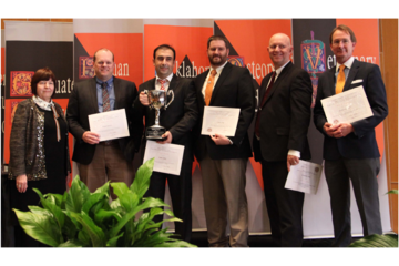 CEAT Faculty Wins 2017 President's Cup