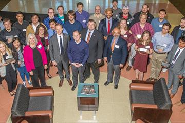 Oklahoma State University awards Engineers of Tomorrow scholarships to 50 Tulsa area students