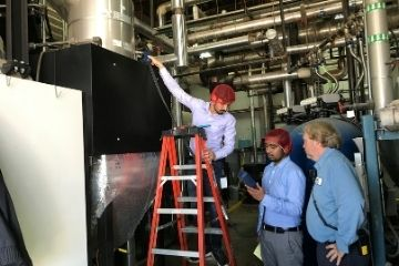 Industrial Assessment Center saves Oklahomans millions in energy costs