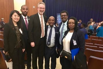 OSU recognized at U.S. Department of State's U.S.–Africa University Partnership Forum