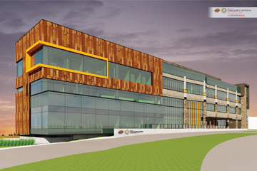 Cherokee Nation and OSU Medicine to celebrate topping out of new medical school