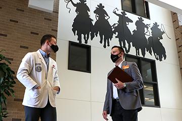 Blue Coat to White Coat program grows with Oklahoma FFA partnership