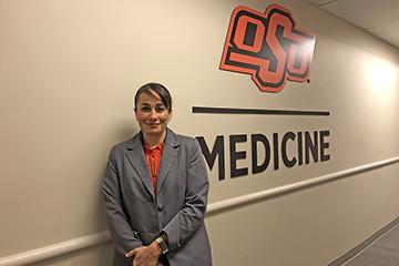 OSU Health Care Heroes: Heidi Holmes