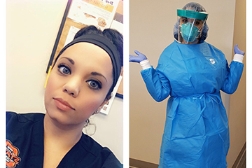 OSU Health Care Heroes: Ivonne Mediano