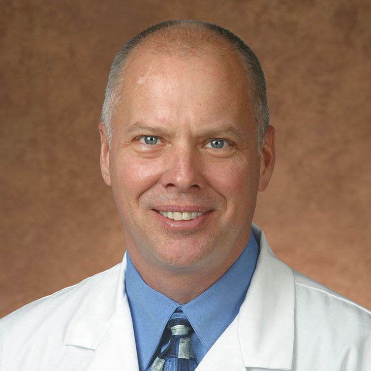Dr. Lance Frye, M.D., and interim Oklahoma Commissioner of Health