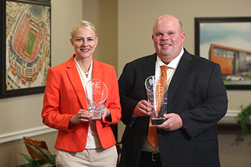 OSU-CHS named Nonprofit of Excellence at ONE Awards