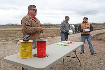 Forensic Sciences program hosts national Raven's Challenge explosives training