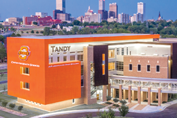 OSU Center for Health Sciences Unveils Oklahoma's Largest State-of-the-Art Medical Simulation Teaching Center