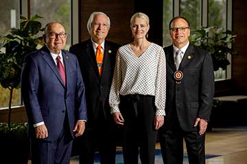 OSU Center for Health Sciences announces medical school scholarships in honor of the nation's first tribally affiliated medical school