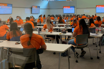 Meet the Class of 2024 at Oklahoma State's Veterinary College