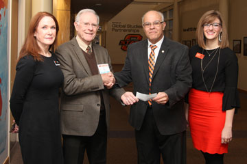 Giving Back: Dr. Clay Supports the Roger J. Panciera Education Center