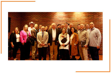 OSU Veterinary College Hosts State Leaders