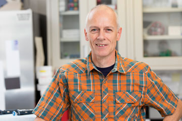 Vet Med Faces of Research: Dr. Tom Oomens