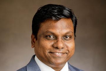 Vet Med Faces of Research: Dr. Sunil More