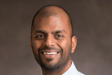 Vet Med Faces of Research: Dr. Madhan Subramanian