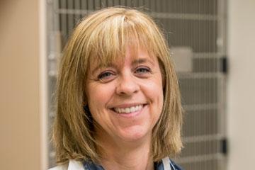 Vet Med Faces of Research: Dr. Lara Sypniewski