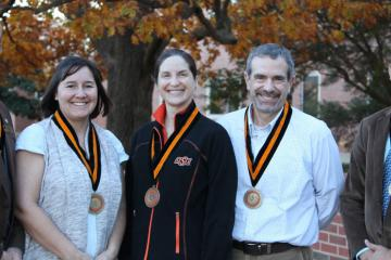 Faculty and Staff Recognized for Service