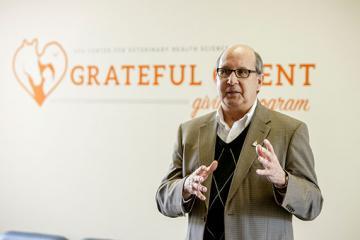 Hospital Director Bids Goodbye