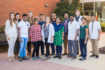 Veterinary Medicine from India to Stillwater
