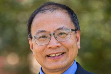 Liu Named 2019 Regents Distinguished Researcher