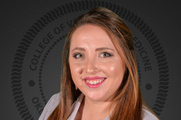 Third-Year OSU Veterinary Student Listed as First Author in Scientific Publication