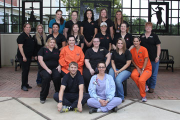 OSU Veterinary College celebrates National Veterinary Technician Week