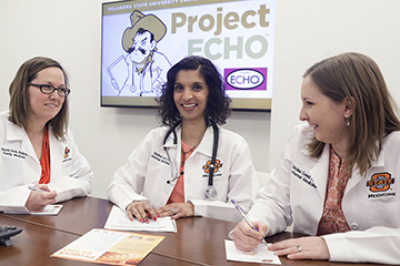 OSU Center for Health Sciences to host first Project ECHO Summit in Oklahoma