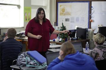 Investing in Oklahoma's Educators