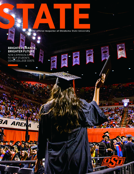 State Magazine cover, Fall 2019 Edition