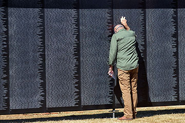 OSU hosts The Wall That Heals