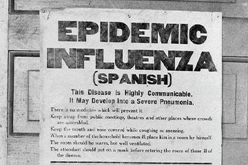 Spanish flu hit an unprepared Oklahoma A&M campus in 1918